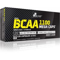 BCAA Mega Caps 120 капсул OLIMP