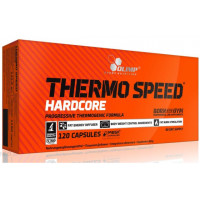 Thermo Speed Hardcore Mega Caps 120 капс. Olimp