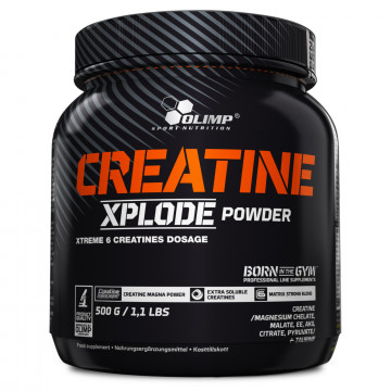 Креатин Olimp Sport Nutrition Xplode Powder (500 г)