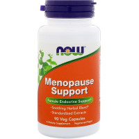 Menopause Support 90 капсул NOW FOODS