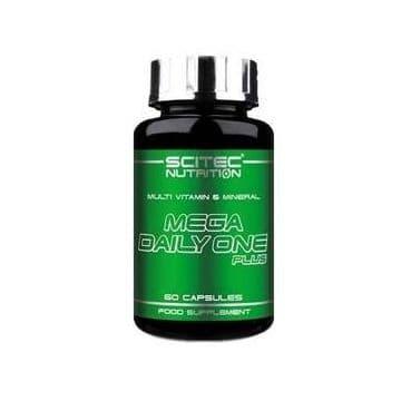 MEGA DAILY ONE PLUS 60 капсул Scitec Nutrition