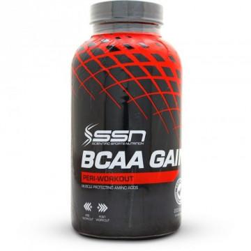 BCAA GAIN 200 капсул SSN