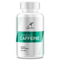 AMINOVIT CAFFEINE 200 100 капсул JUTFIT