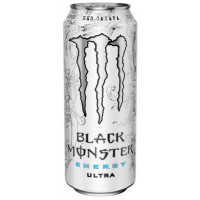 Black Monster Energy Ultra 500 мл
