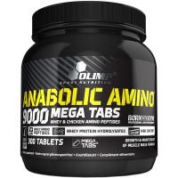 Anabolic Amino 9000 Mega Tabs 300 таб. Olimp