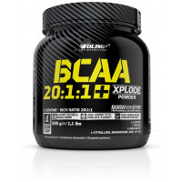 BCAA 20:1:1 Xplode powder 500 г Olimp