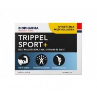 Минеральный комплекc Trippel Sport+ 60 капсул Biopharma