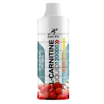 L-Carnitine concentrate 120000 мг 1000 мл JUST FIT