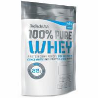 100% Pure Whey 454 г Biotech USA