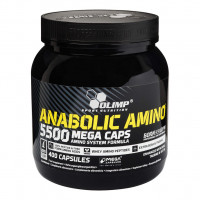Anabolic Amino 5500 Caps 400 капс. OLIMP