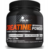 Creatine Monohydrate Powder 550 г Olimp