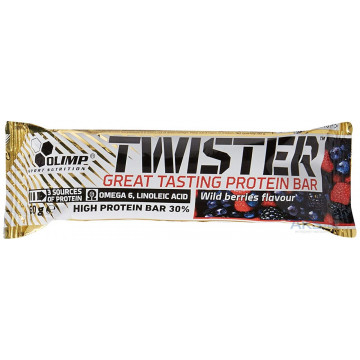 Twister Hi PROTEIN Bar 30% 60 г Olimp