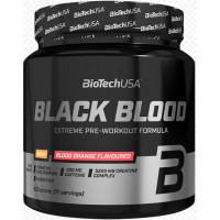 BLACK BLOOD NOX+ 330 г Biotech Nutrition