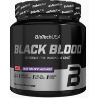 BLACK BLOOD CAF+ 330 г Biotech Nutrition
