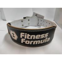 Фирменный пояс Fitness Formula для тяжёлой атлетики