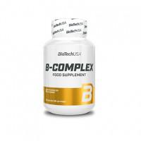 Vitamin B Complex 75 60 таблеток Biotech USA