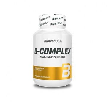 B-Complex 60 капсул Biotech USA