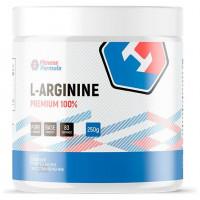 100% L-ARGININE PREMIUM 250г Fitness Formula