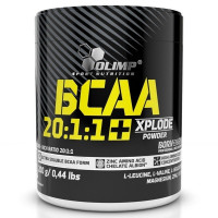 BCAA 20:1:1 Xplode powder 200 г Olimp
