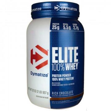 ELITE 100% Whey Protein 907 грамм