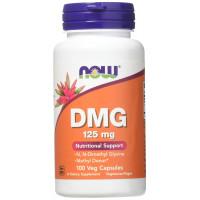 DMG 125 мг NOW Foods