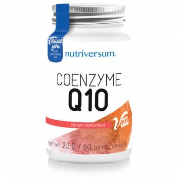 Coenzyme Q10 60 капс. Nutriversum