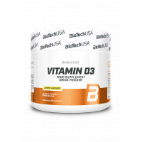 Biotech USA Vitamin D 3 150 г
