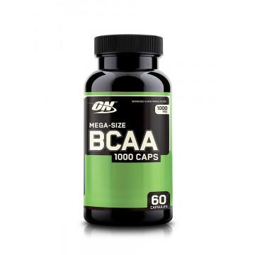 BCAA Optimum Nutrition BCAA 1000 (60 капсул)