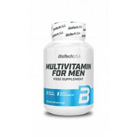 Multivitamin for men 60 таблеток Biotech USA