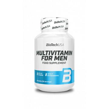 Витаминный комплекс для мужчин Biotech USA Multivitamin for Men 60 таб.