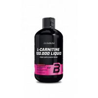 L-carnitine 100000 мг liquid 500 мл Biotech USA