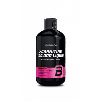 BioTechUSA L-карнитин 100000 (500 мл)