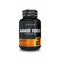 AAKG 1000 мг 100 таб Biotech Nutrition