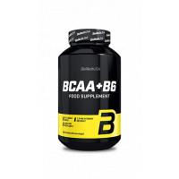 BCAA+B6 200 таб. Biotech Nutrition