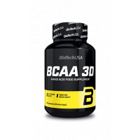 BCAA 3D 180 капсул Biotech Nutrition