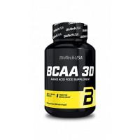 BCAA 3D 90 капсул Biotech Nutrition