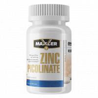 Zinc Picolinate 50 мг 60 таблеток Maxler