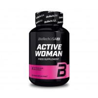 Active Women 60 таблеток BIOTECH USA