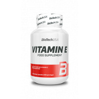 Vitamin E 300 мг 100 капс (BioTech)
