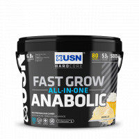 FAST GROW ANABOLIC 4000 грамм USN
