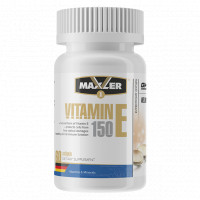 Vitamin E 150 мг 60 капсул Maxler