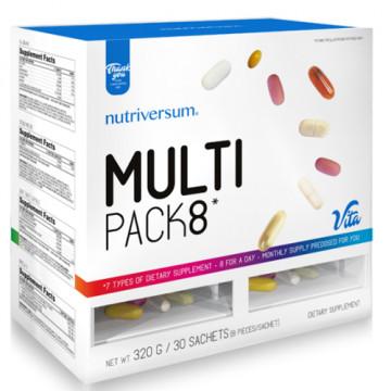 Pure PRO Multi Pack8 30 пакетиков Nutriversum