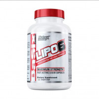 Nutrex термогеник Lipo-6 (60 шт.)