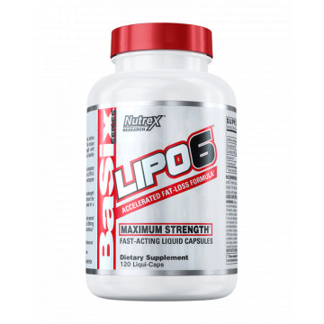 Lipo-6 120 к Nutrex