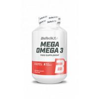 Омега кислоты Mega Omega 3 Biotech USA 90 капс.
