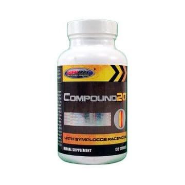 Анаболический комплекс COMPOUND 20 (NEW VERSION) 120 капсул