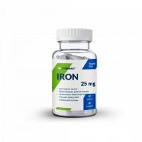 IRON 25 мг 60 капсул CYBERMASS