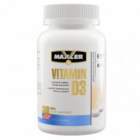 Vitamin D3 1200ME 360 таблеток Maxler
