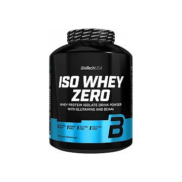 Протеин BioTech Iso Whey Zero (2270 г)