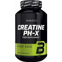 Creatine pH-X 210 капсул Biotech USA